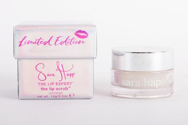 "Sara Happ ""The Lip Scrub,"" $49 at Out of Hand"