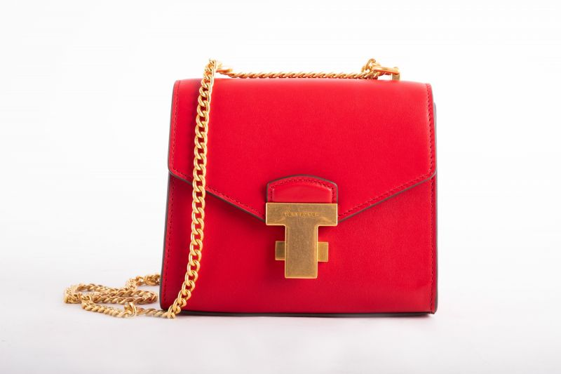 "Tory Burch ""Juliette"" mini bag, $348 at Gwynn's of Mount Pleasant"