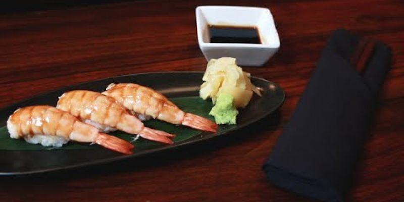 Embedded thumbnail for How To Make Shrimp Nigiri
