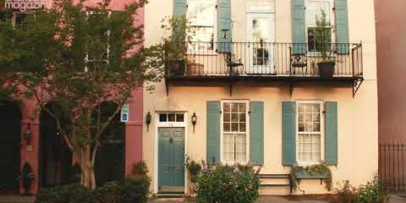 Embedded thumbnail for Charleston Chill: Rainbow Row