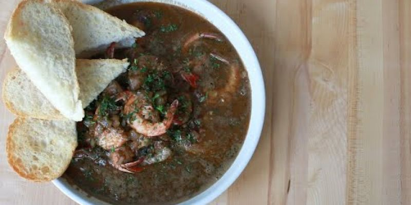 Embedded thumbnail for How To Make New Orleans-Style BBQ Shrimp